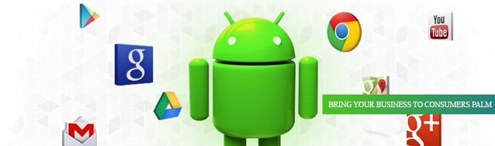 Android Application Development Company in Coimbatore.