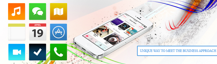 Iphone Application Development Company in Coimbatore.